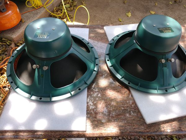 ALTEC 602D Coaxial Speakers   Drivers with Networks and Boxes for Sale in  Phoenix, AZ - OfferUp