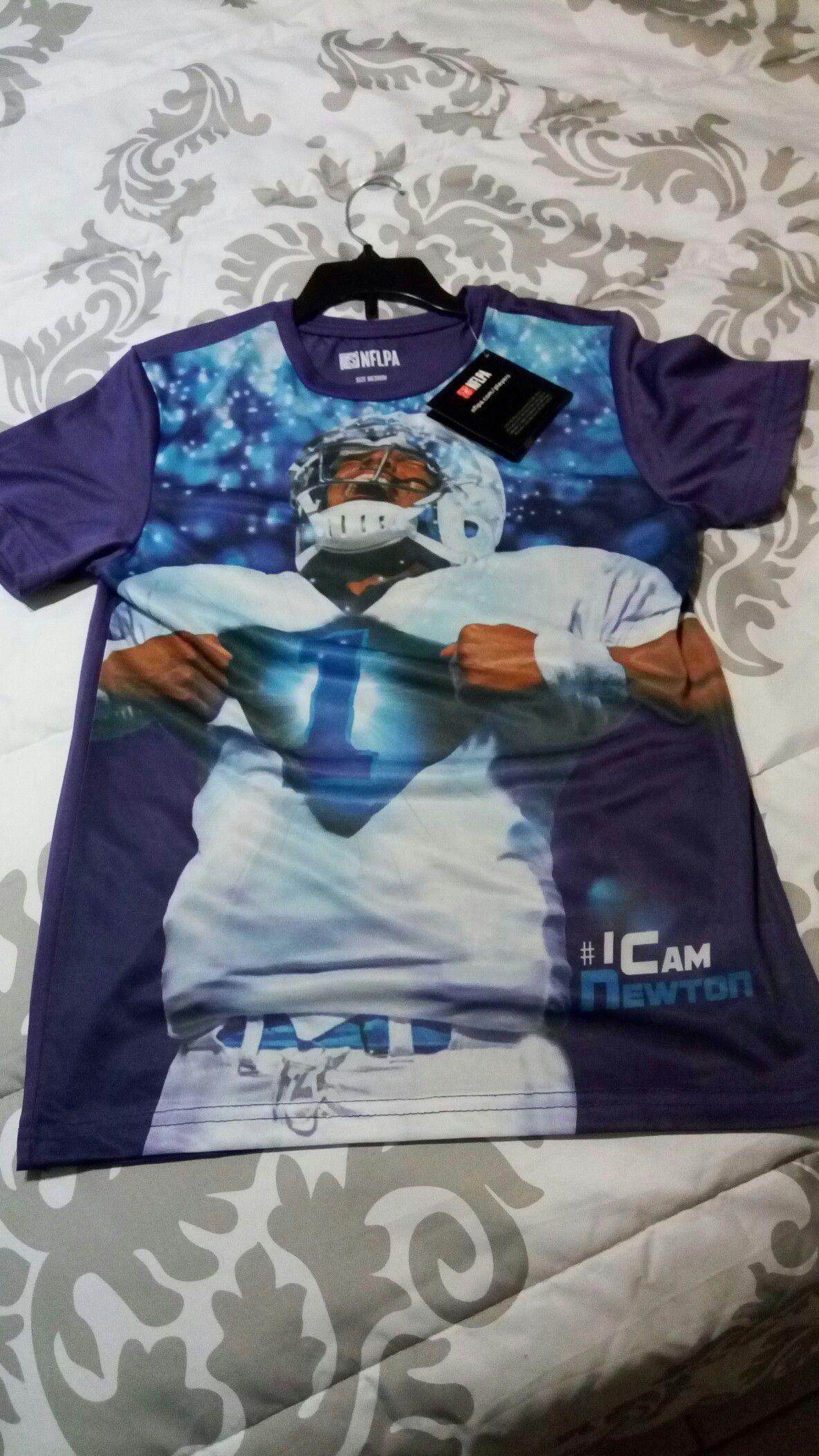 X-Large Boy's NFLPA Jersey Shirt (Junior)