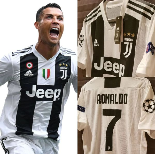 watch 468eb 6e578 Juventus Home #7 Ronaldo Champions League Jersey (Player Version) for Sale  in McAllen, TX - OfferUp