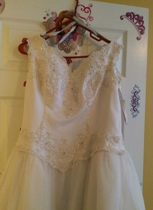 Wedding Dress Very Nice For In Durham Nc