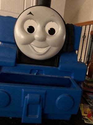 Thomas the tank engine train kids bed for Sale in Nokesville, VA