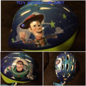 Toy Story bike helmet for Sale in Baltimore, MD