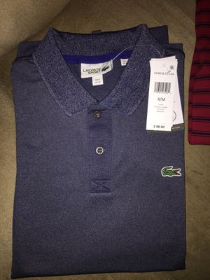 Lacoste polo t-shirt for Sale in Woodbridge, VA