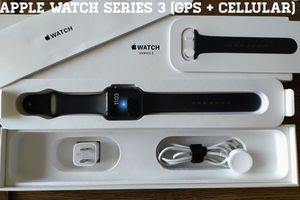 Apple Smart-Watch Series 3 (GPS + Cellular) for Sale in Falls Church, VA