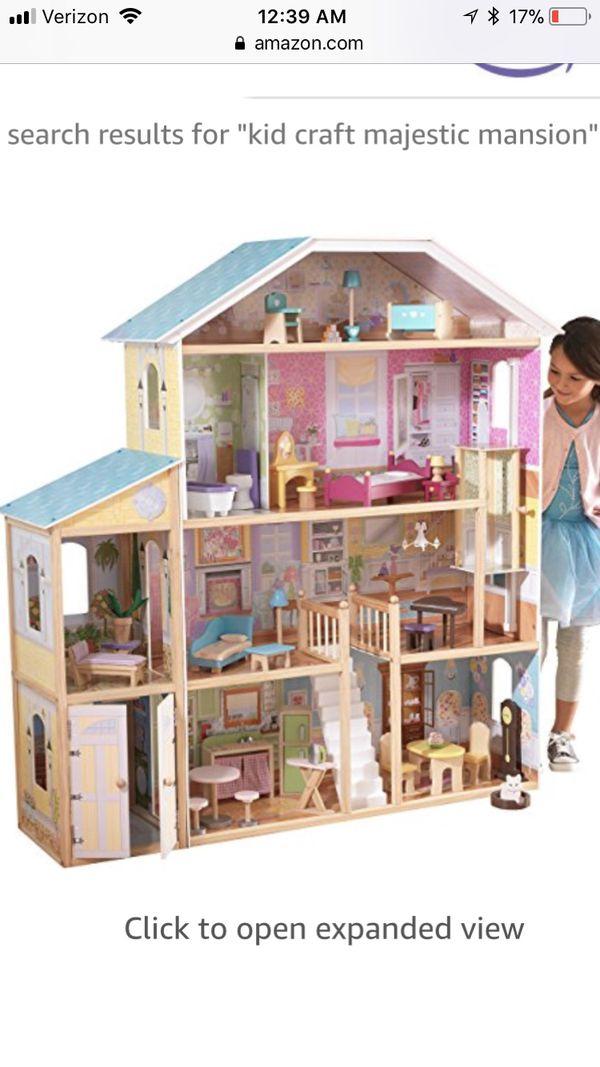 Kidkraft Majestic Mansion Dollhouse For Sale In Palm Beach Gardens