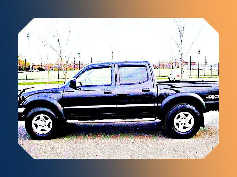 ֆ14OO 4WD Toyota Tacoma 4WDi1