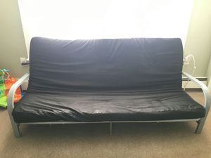 Futon With Metal Frame Must Take Both Pieces For In Marlborough Ma