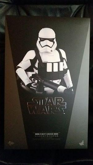 Hot Toys Heavy Gunner Stormtrooper for Sale in Tempe, AZ