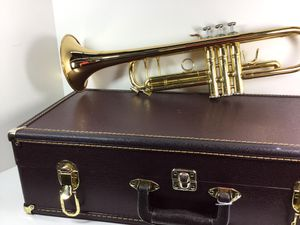 Montreux Beginner / Intermediate Trumpet with Hard Case for Sale in Auburn, WA