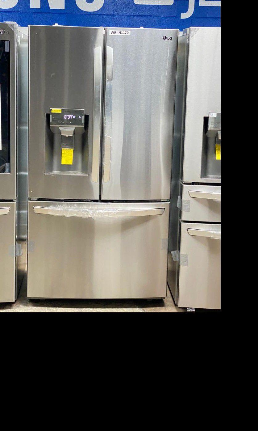 Lg refrigerator thin q counter depth