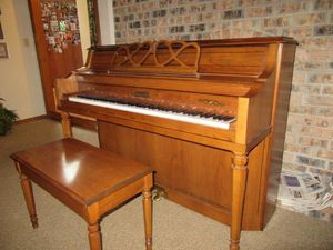 Schafer and Sons stand up piano for Sale in Bothell, WA