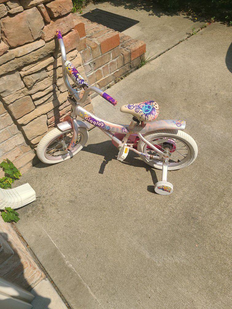 Giggles Kids Bike