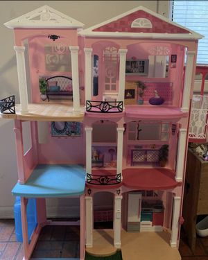 Barbie doll dream house for Sale in Silver Spring, MD
