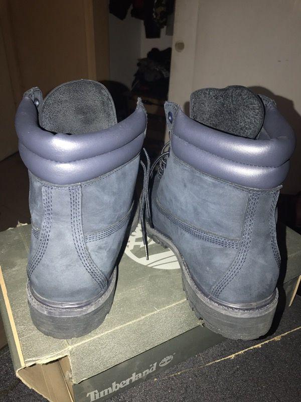 New Timberland Boots Sz 10