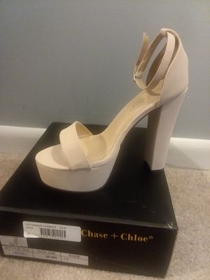 Brand new never worn nude heels for Sale in Mount Airy, MD