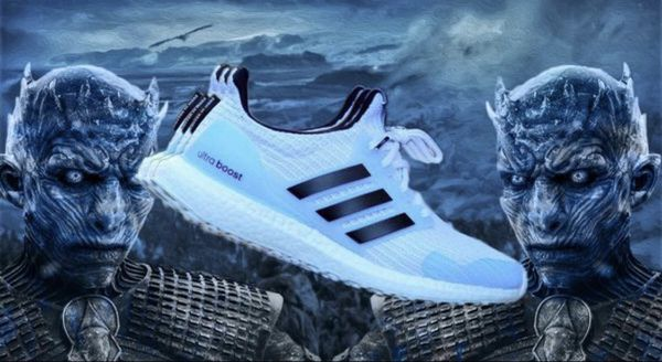 """e770bcca66a1b Adidas UltraBoost x GOT """"White Walkers"""" sz 11.5 for Sale in Pearland ..."""