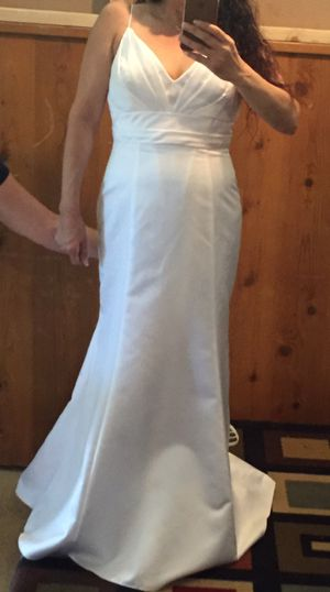 Wedding Dress Size 14 For In Redding Ca