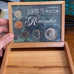 1973 Coin Collection Thumbnail