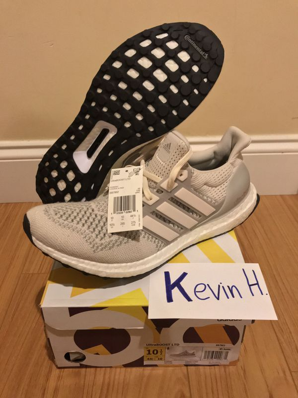 f74adad15 DS Adidas Ultra Boost 1.0 cream chalk 2018 for Sale in Alhambra