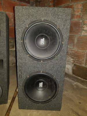 """JBL 10"""" Woofers for Sale in Pittsburgh, PA"""