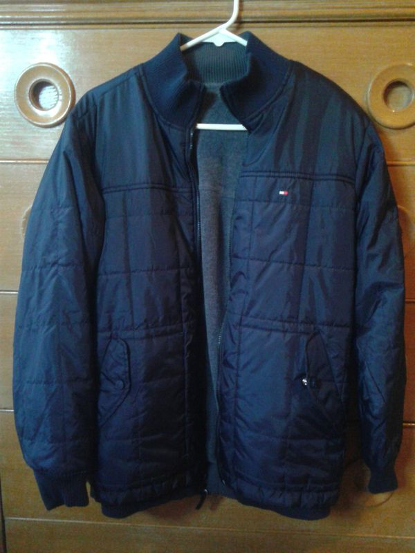 6f1abb58800dca Tommy Hilfiger Jacket Reversible for Sale in San Francisco