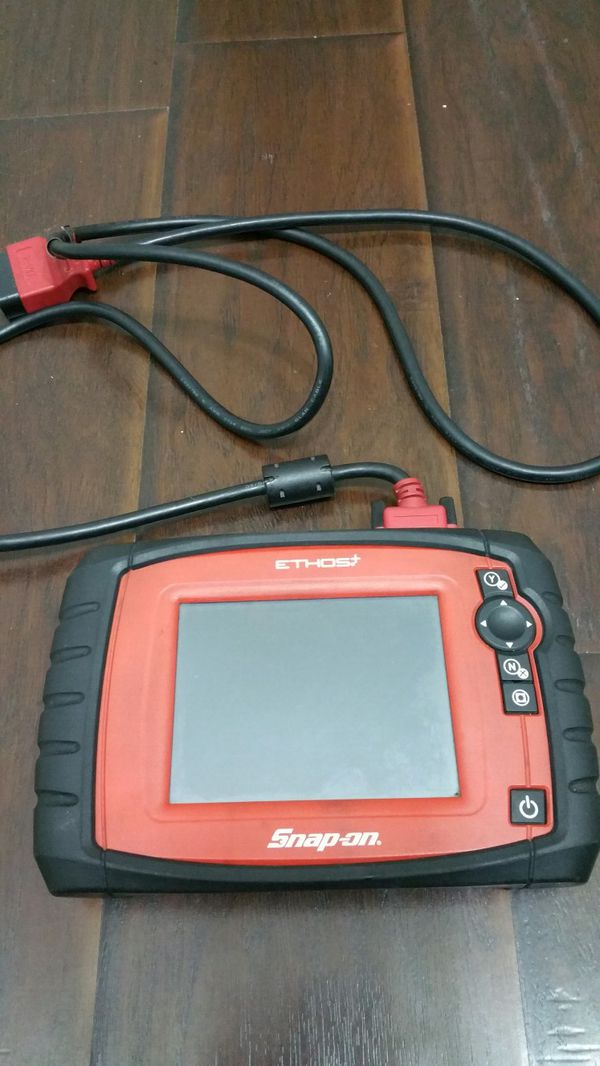 Snap On Ethos Plus Diagnostic Tool for Sale in Garden Grove, CA - OfferUp