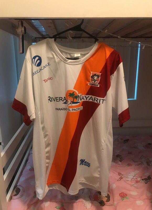 ff76ea17d9 Coras de Tepic soccer jersey for Sale in Lynwood, CA - OfferUp