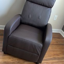 Recliner w/ Built In Massager  Thumbnail