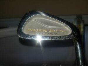 Momentus swing trainer with 14lbs weight and perfect grip. for Sale in Henderson, NV
