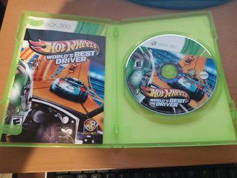 Hotwheels worldd bedt driver Thumbnail