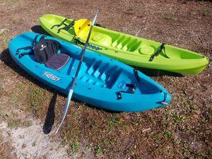 Photo Kayak kayaks ocean kayak frenzy and scrambler