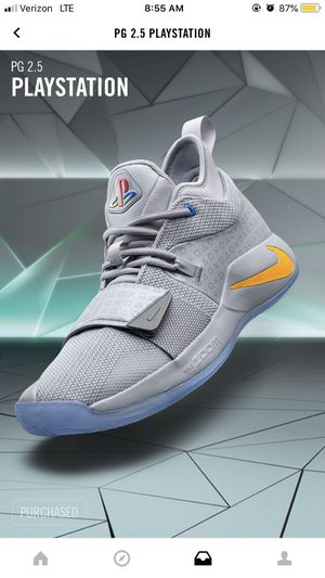 754466df719 ... switzerland nike playstation collab paul george pg 2.5 size mens 11 for  sale in avondale c323d
