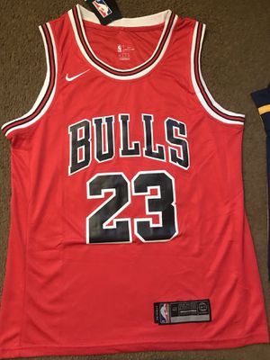 Jordan Nike nba Jersey Med size brand new for Sale in San Bernardino e8ca6b266