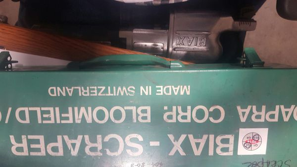Dapra biax-scraper 7 elm power scrap flaker 7 elm for Sale in Phoenix, AZ -  OfferUp