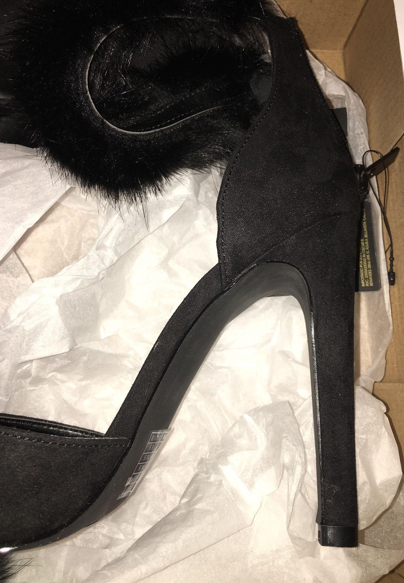 New high heels (brand new)