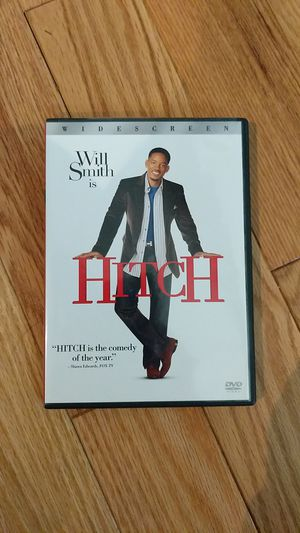 Hitch DVD - Will Smith for Sale in Silver Spring, MD