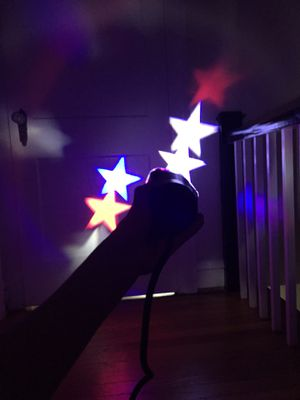 Light Show LED Projection Stake Whirl-a-Motion Fireworks Decorative Projector for Sale in Richmond, VA