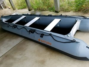 Saturn inflatable boat for Sale in Haymarket, VA