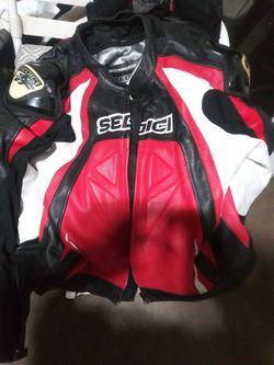 Sedici motorcycle jacket Thumbnail