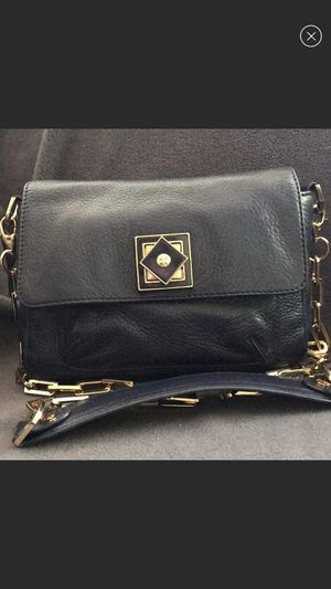 e316e98171 Gorgeous navy blue Tory Burch Ladies Leather Handbag for Sale in San Jose
