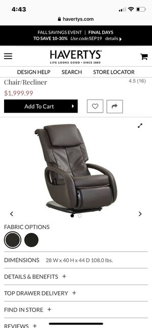 Astonishing New And Used Recliner For Sale In Greenville Sc Offerup Bralicious Painted Fabric Chair Ideas Braliciousco