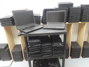 Lenovo laptops refurbished for Sale in Houston, TX
