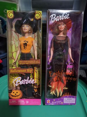 Halloween barbies for Sale in Baltimore, MD