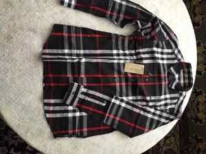 Burberry button up long sleeve for Sale in Washington, DC