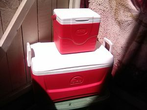 Two complete cooler for Sale in Los Angeles, CA