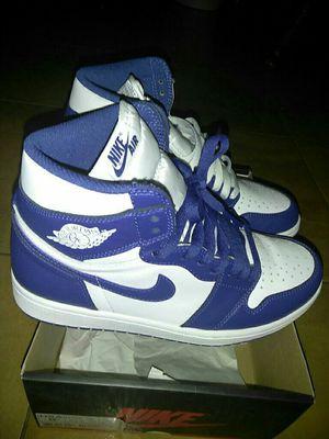Jordan retro 1 storm blue for Sale in Tampa, FL