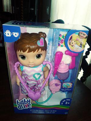New baby alive doll for sale  Quapaw, OK