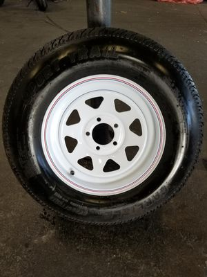 New Trailer Utility Wheels & Tires for Sale in Los Angeles, CA