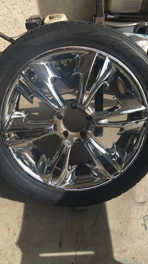 23 inch rims for Sale in Anaheim, CA