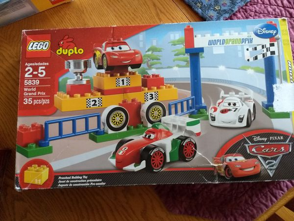 Lego Duplo 5839 Disneys Cars For Sale In Spring Grove Il Offerup